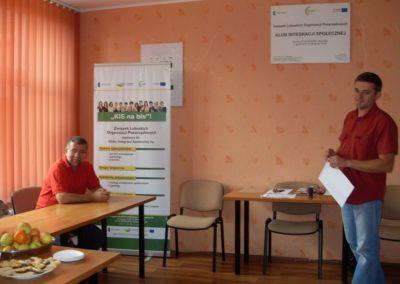 """Grupa wsparcia wramach projektu """"KIS nabis!"""" Grupa wymiany umiejętności"""