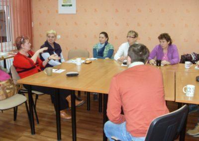 """Grupa wsparcia w ramach projektu """"KIS na bis!"""" Grupa wymiany umiejętności"""