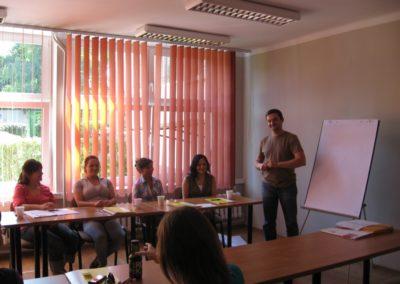 """""""KIS nabis III"""" Szkolenie Aktywizujące-Florystyka"""
