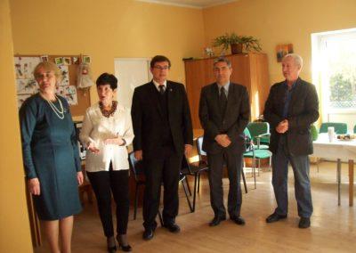 26.10.2013 Otwarcie Ośrodka ZLOP-Wschowa