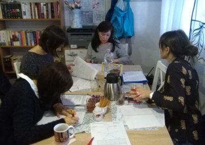 Warsztaty dietetyczne oraz spotkanie z psychologiem.