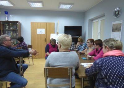 Luty 2019 r. aktywizacja społeczno- zawodowa.
