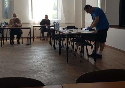 Słone 22.06.2020 r. Egzamin pracownika administracyjno - biurowego